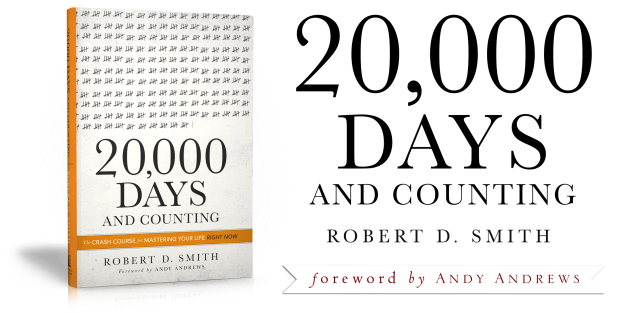20,000 Days and Counting Robert Smith Andy Andrews