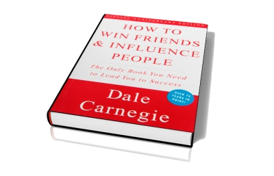 how to win friends and influence people dale carnegie