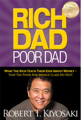 rich dad poor dad robert kiyosaki