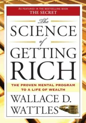 science of getting rich wallace d wattles