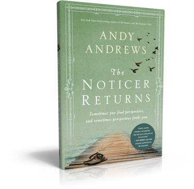 the noticer returns andy andrews