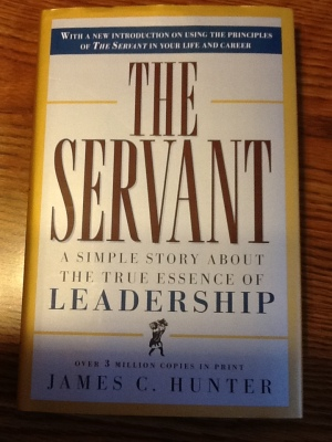 the servant a simple story about the true essence of leadership james hunter