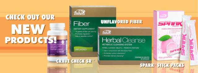 new advocare products
