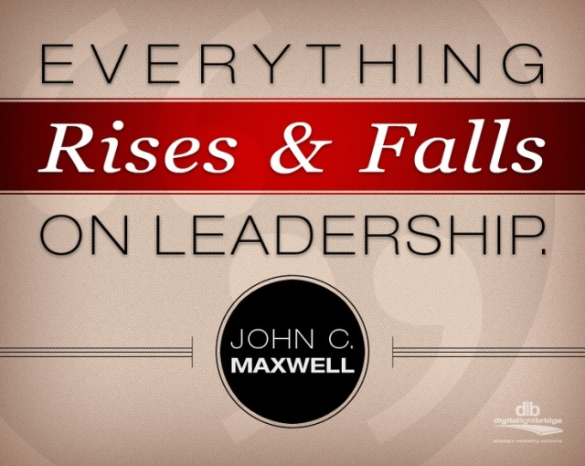 John Maxwell Leadership Quote