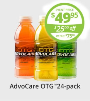 AdvoCare OTG On The Go Cyber Monday