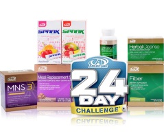 AdvoCare 24 Day Challenge