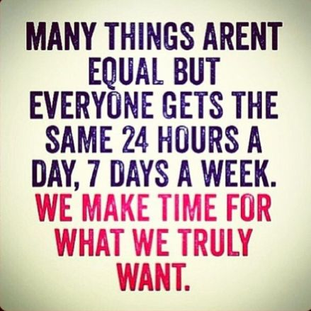 24 hours in a day make time